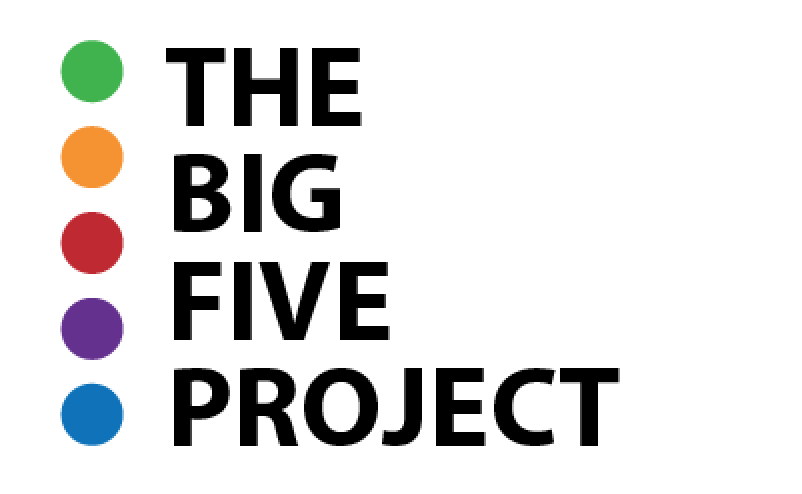 The Big Five Project